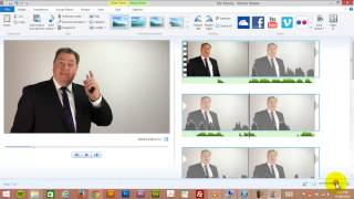 how to sync video and audio windows movie maker