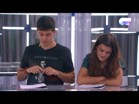 Amaia y Alfred prueban City of Stars por primera vez | RecordandOT | OT 2017