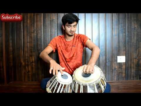 Kalla Sohna Ni   Neha Kakkar   Tabla Cover   Deepak Kandpal