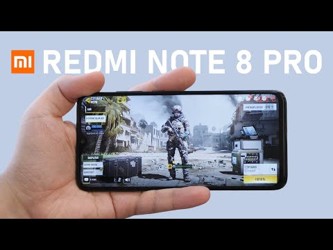 Как Xiaomi Redmi Note 8 Pro тянет Call Of Duty. Обзор MediaTek Helio G90T в играх / ИГРОВОЙ ТЕСТ