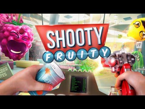 Shooty fruity PSVR  
