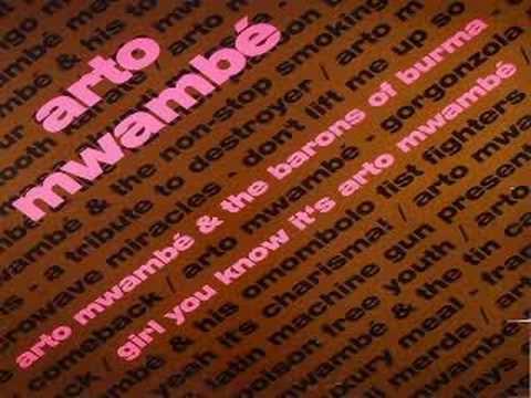 Arto Mwambé - Pink People