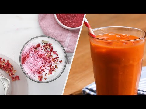 7 Refreshingly Different Ways To Make Tea • Tasty