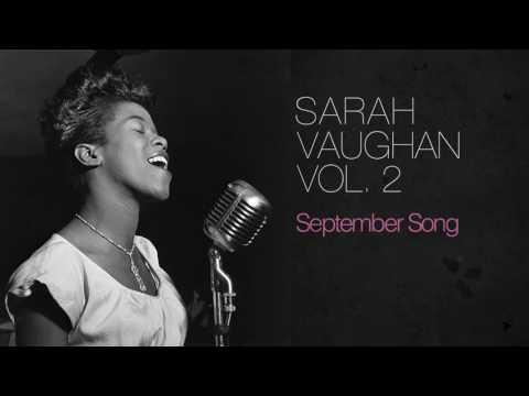 Sarah Vaughan - September Song