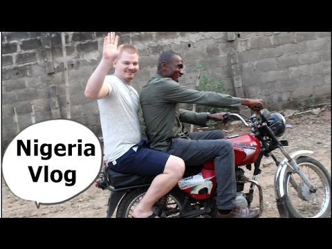 FIRST TIME IN NIGERIA Lagos VLOG Part 2