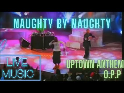 Naughty by Nature - Greatest Hits Medley