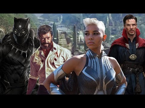 FIRST X-MEN In The MCU Introduced In BLACK PANTHER 2