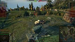 На КВ 2 можно НЕ СВОДИТЬСЯ! 🌟🌟🌟 World of Tanks самый лучший бой в истории на