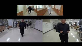 63才、左人工膝2週、2か月、走れる(63 y.o., Runing 2 months after Lt-TKA) thumbnail