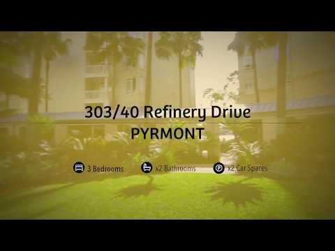Raine & Horne City Living - 303/40 Refinery Drive, Pyrmont