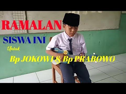 Andri Salam Untuk Pak Jokowi Dan Pak Prabowo Indonesia Damai