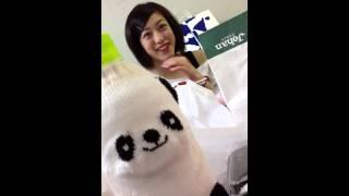 2012年5月26日 LinQ×ひめキュンフルーツ缶合同LIVEの楽屋風景 オフィシ...