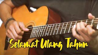 Jamrud - Selamat Ulang Tahun | Ramol (Aceh Fingerstyle Guitarist)