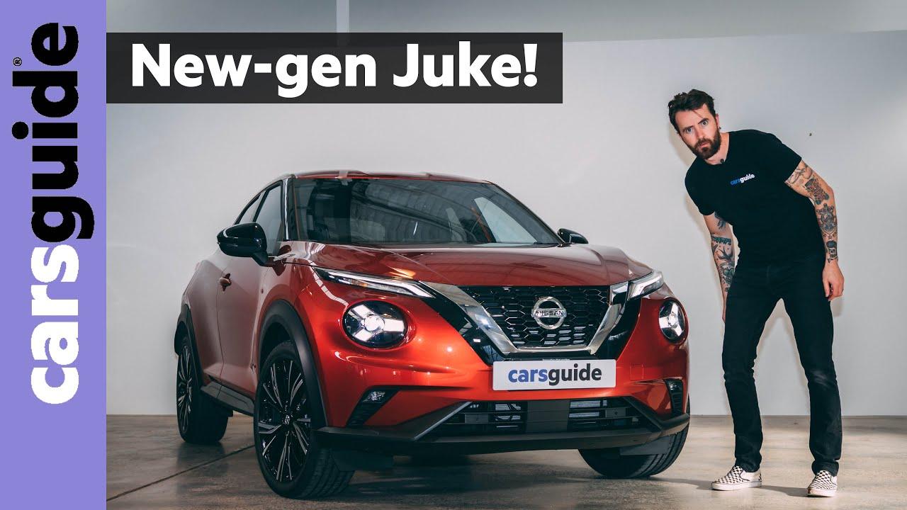 Nissan Juke 2020 review - YouTube