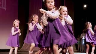 Группа современного танца 5-6 лет