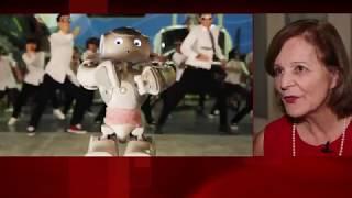 Nadia Magnenat y los avances de la robótica en Singapur