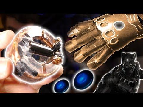 DIY Black Panther EMP Device / Avengers Infinity War Update