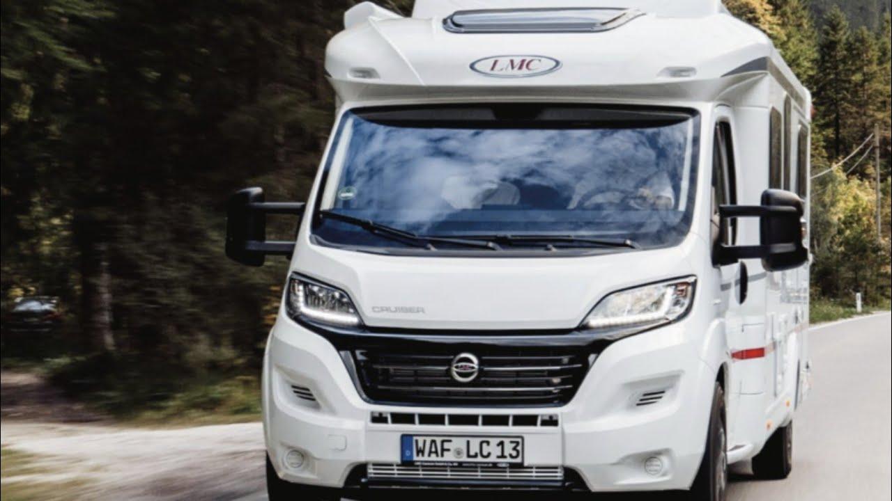 Edel-Wohnmobil: LMC Cruiser T732 G 2021. Rundgang und ...