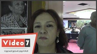 بالفيديو .. حفل تكريم شاهندة مقلد بقاعة طه حسين بنقابة الصحفيين