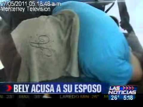 Bely acusa a esposo
