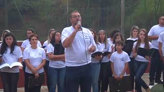 CANTATA DE NATAL 2015 IBVN   PRAÇA