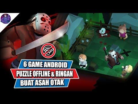 6 Game Android Puzzle Offline Dengan Ukuran Ringan Buat Asah Otak