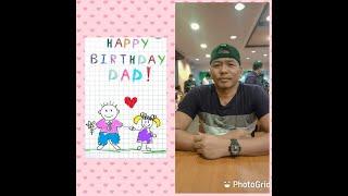 Happy Birthday papa ❤