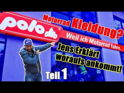 Motorrad Bekleidung // Für Einsteiger bezahlbar? // Jens Kuck