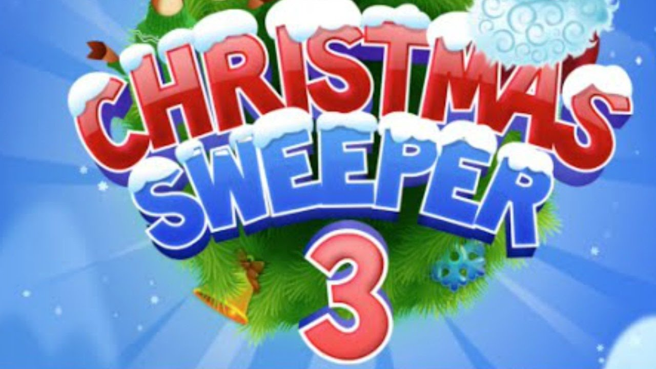 christmas sweeper 3 gameplay hd level 1 by android gameplay