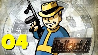 Fallout 4 Gameplay: Episode 4- Going Back Home (Playthrough)