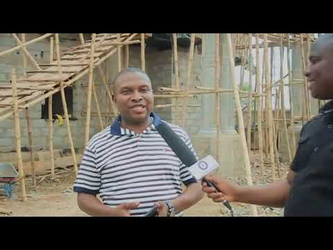 Mr Momoh speaks on owing a land and Living at T Pumpy Estate