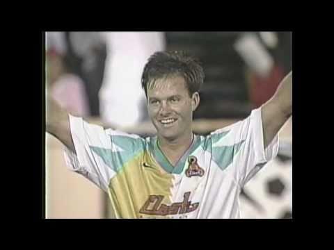 MLS DC United at San Jose Clash Inaugural Match 4/6/1996
