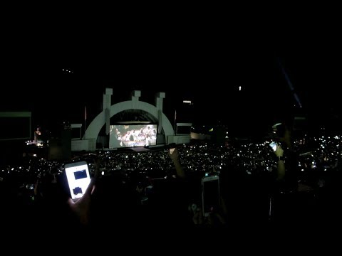 The Hollywood Bowl Sound of Music Sing-a-long 2017 HD