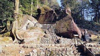謎の巨石群4K