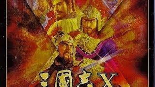 全曲です。画像はそのままです。Romance of the Three Kingdoms X Sound...