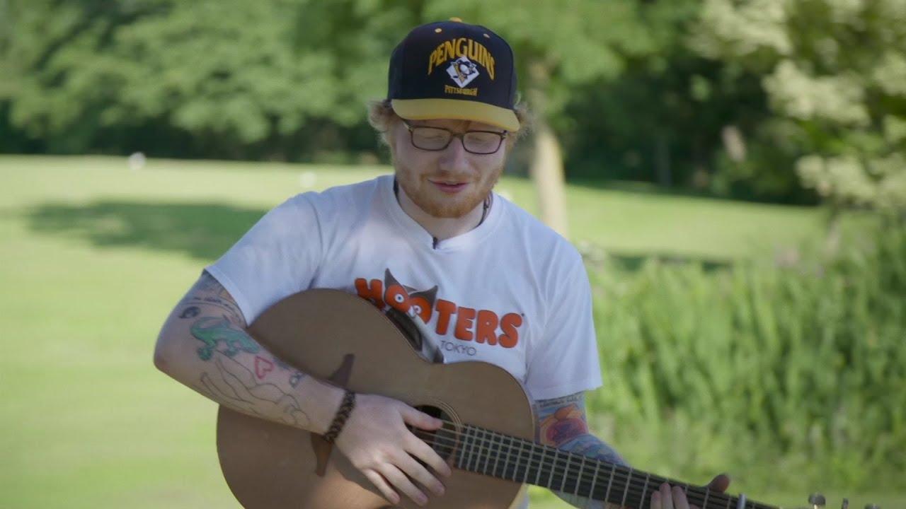 Ed Sheeran - as you've never seen him before