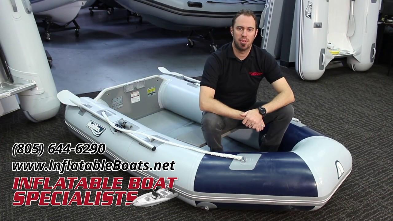 Achilles LS-RU Series Inflatable Boat | LS2-RU 2019