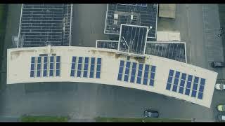 Gemeente Opsterland drone video Gorredijk