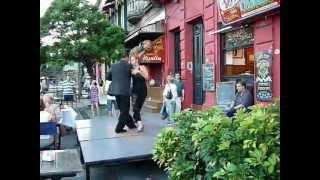 Tango en La Vuelta de Rocha