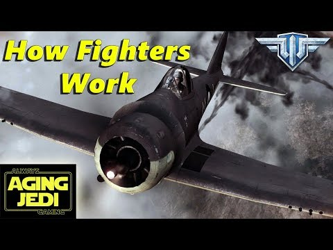 Fighters Guide and How To Play Them - World of Warplanes 2.0
