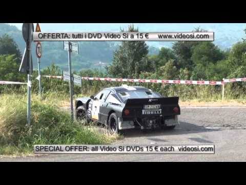 10° Rally Due Valli Historic 2015 PS 1 Roncà Bivio Sx VIDEO SI