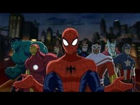 ultimate spiderman season 1 episode 4 in hindi