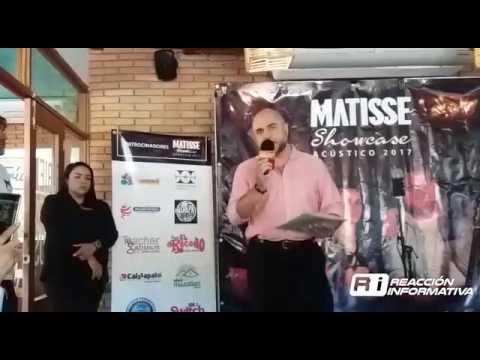 Vendrá grupo Matisse a Mazatlán