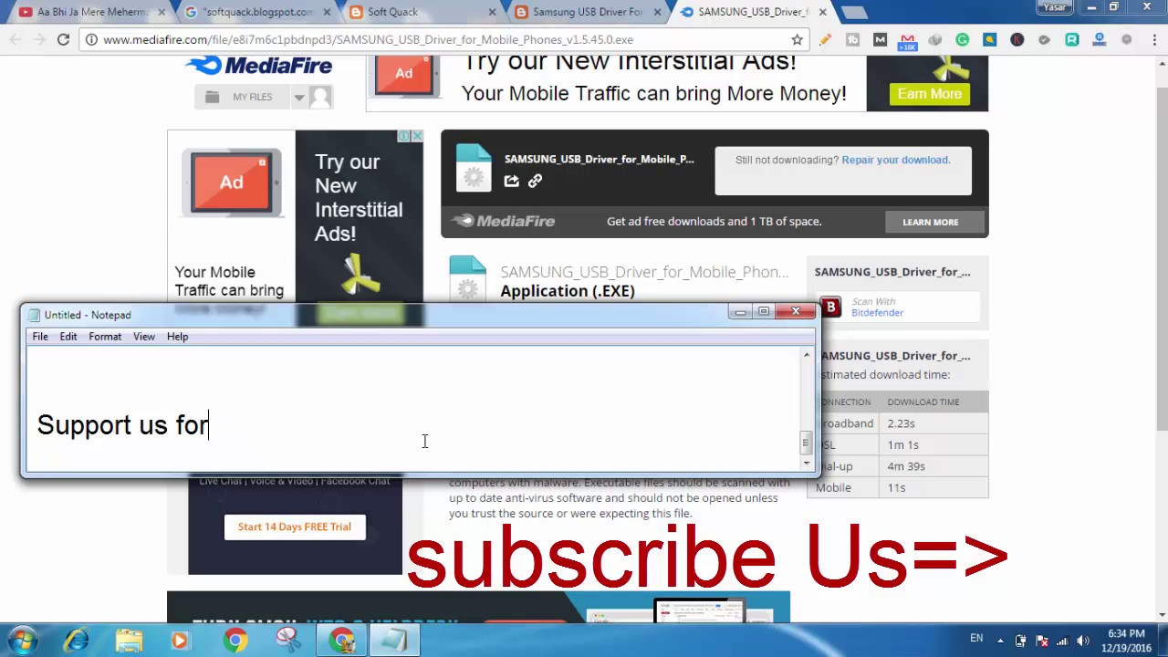 Free download samsung usb drivers v1. 5. 59. 0 for windows | softstribe.