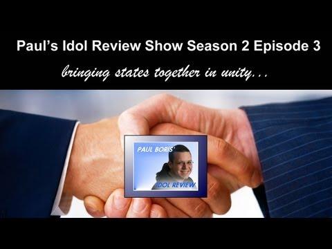 Paul's American Idol Review Show: Season 2 Episode 3 - San Antonio, Long Beach, & Oklahoma City