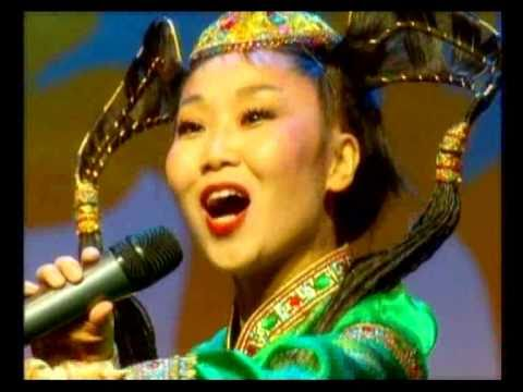 "Buryat Traditional Song"" Two Yokhors"""