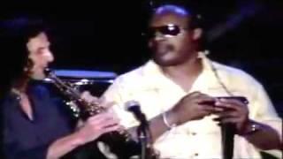 Kenny G Duet With Stevie Wonder