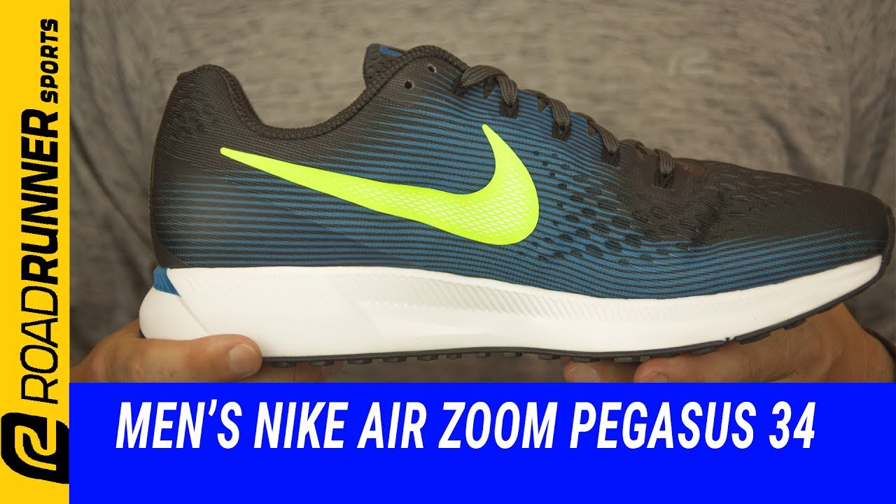 new arrival really comfortable authentic Men's Nike Air Zoom Pegasus 34 | Fit Expert Review