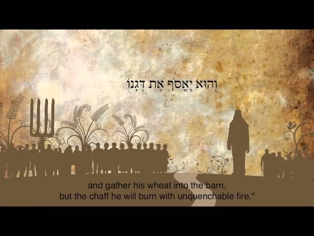Matthew Chapter 3 - HEBREW!