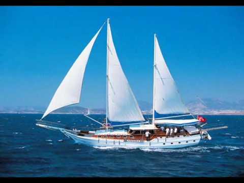 Charter gulet Cobra III in Turkey, Bodrum.wmv